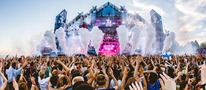 Weekend Festival Baltic пройдет с 16 по 18 августа