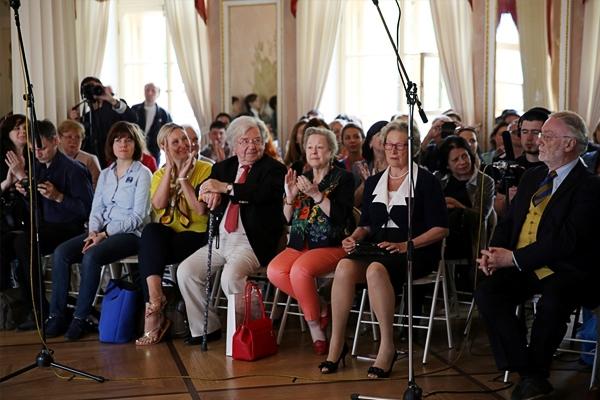 Петербургский форум с мировым значением