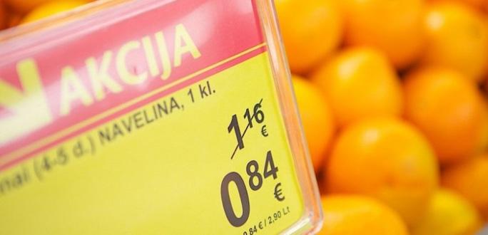 В среднем каждый житель Эстонии в декабре съедает по три килограмма мандаринов
