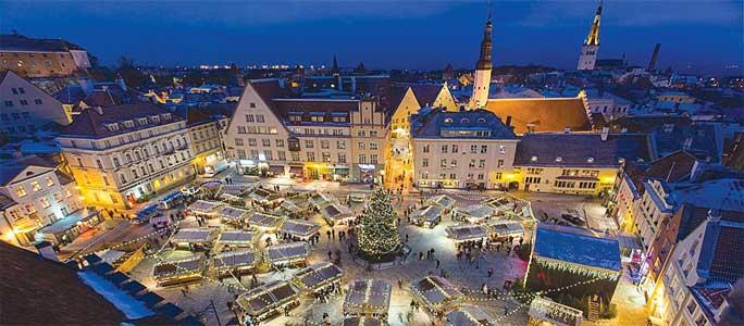 Как в Эстонии готовятся к Рождеству?
