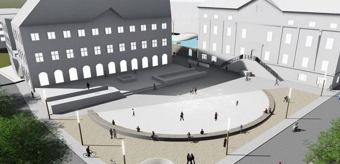 Современники увидят новую ратушу и площадь перед ней 7de932f3ff6
