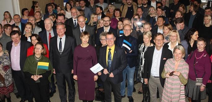 Нарва is next? Президент Эстонии говорит: да!