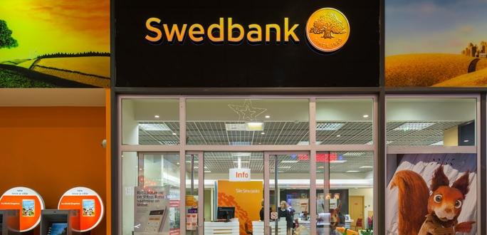 Осторожно! Мошенники рассылают письма от имени Swedbank, чтобы выпытать пароли и личные данные