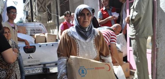 Эстония направит на смягчение гуманитарного кризиса в Сирии 250 000 евро