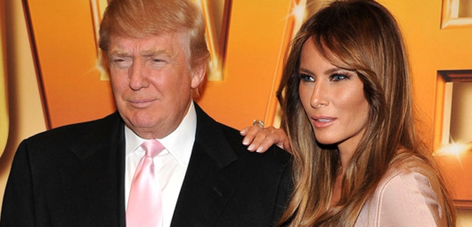 Скандал в Белом доме: Мелания Трамп отказалась от путешествий с мужем