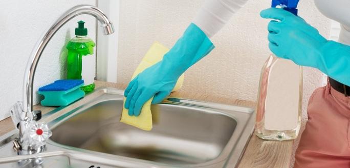 Как часто нужно мыть кухонную мойку?