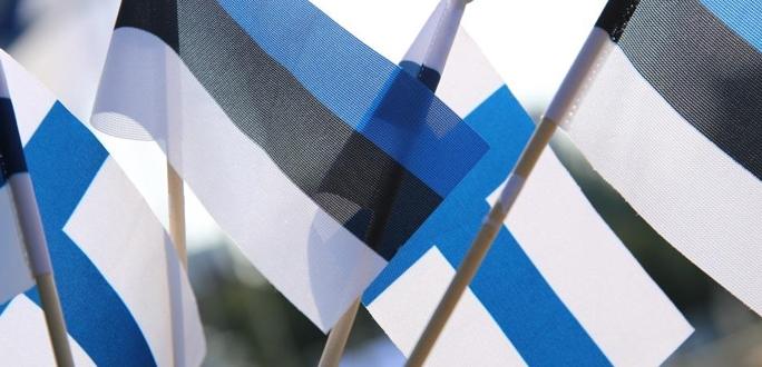 Эстония и Финляндия находятся в исключительно близких отношениях - Кальюлайд