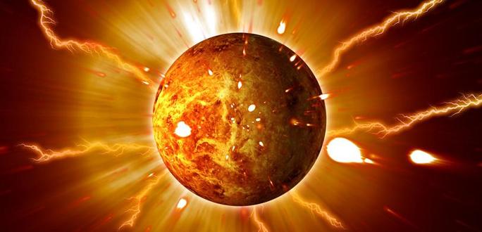 Сильнейшая магнитная буря накроет Землю в полнолуние 31 января