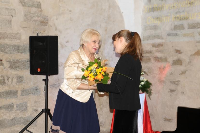 +ГАЛЕРЕЯ. В Нарвском замке открылся 12-й Шопеновский конкурс юных пианистов