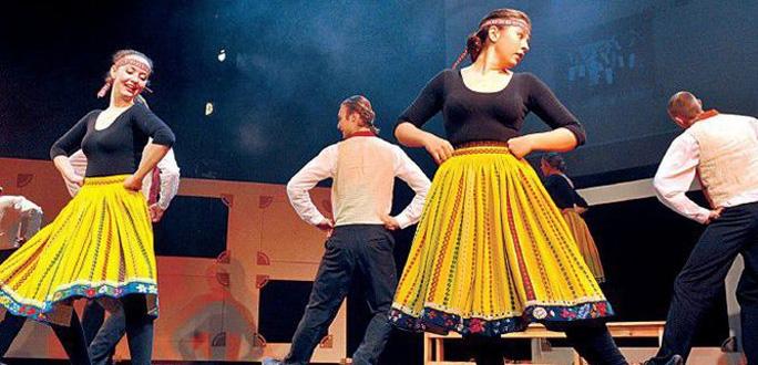 Студия Русского театра объявила дополнительный набор юношей