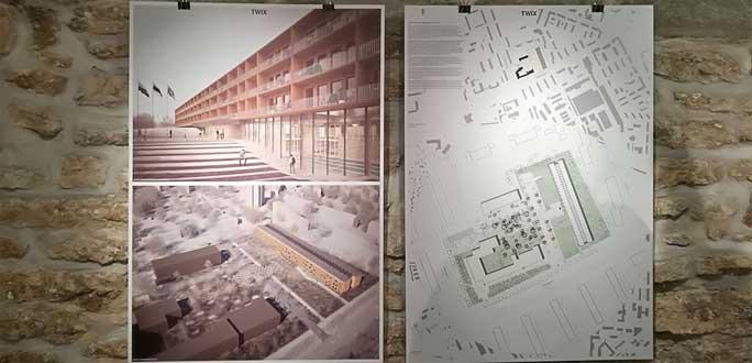 Академия внутренней безопасности подписала договор о проектировании учебного здания в Нарве