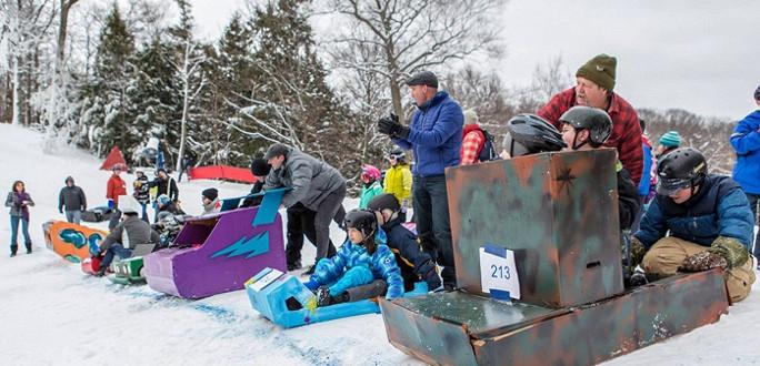 Приглашаем всех любителей активного зимнего отдыха