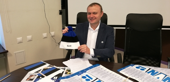 21 февраля – день празднования 100-летнего юбилея Эстонской Республики в Нарве