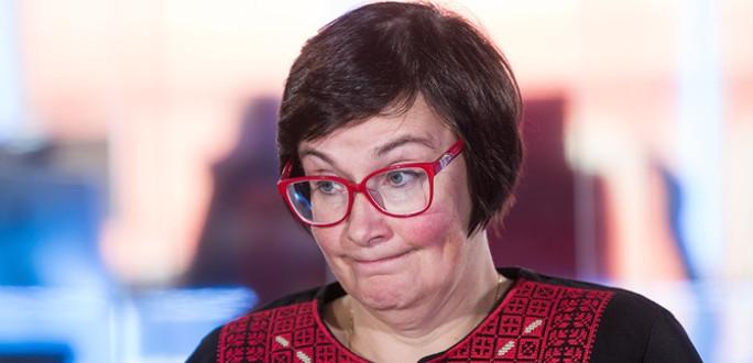 Катри Райк собираются исключить из стратегической комиссии Нарвского горсобрания
