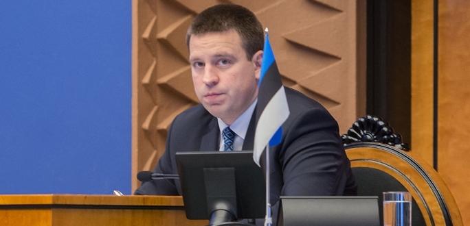 Премьер-министр Юри Ратас провозгласил неделю столетия Эстонии открытой