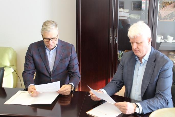 Касса по безработице заключила в Ида-Вирумаа три новых соглашения о сотрудничестве