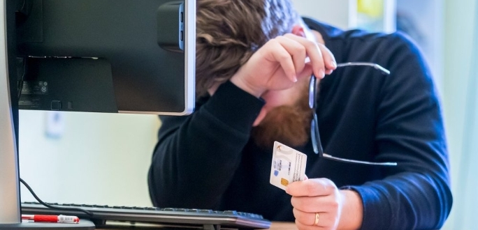 Осторожно! Мошенники рассылают письма, в которых просят ввести пароль от почты