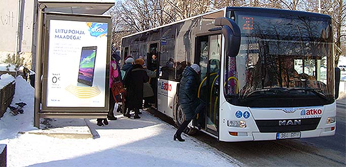 Представлен проект расписания автобусов