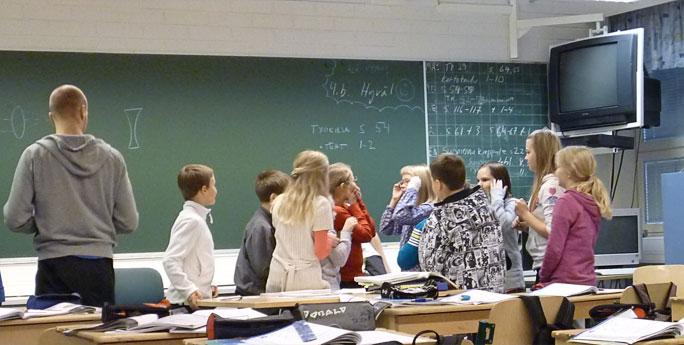 Началось публичное обсуждение изменений программы развития муниципальной системы образования Нарвы