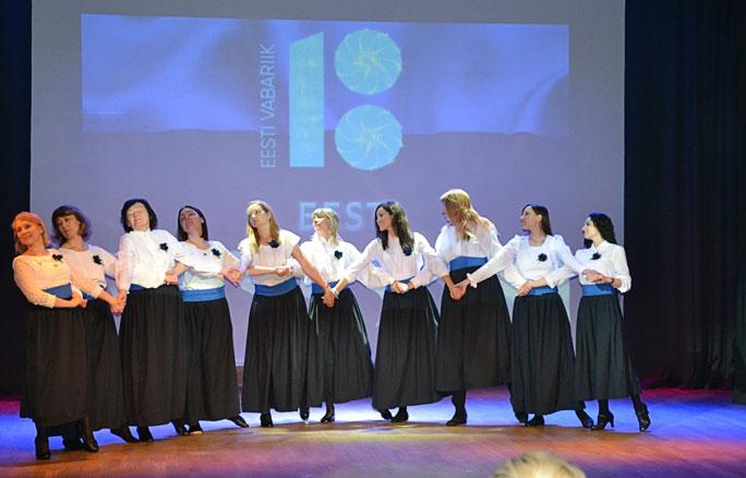 Фестиваль «Palju õnne, kodumaa!» - настоящий фейерверк талантов!