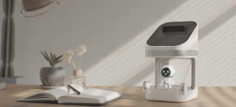 Samsung показала концепт голографического виртуального помощника