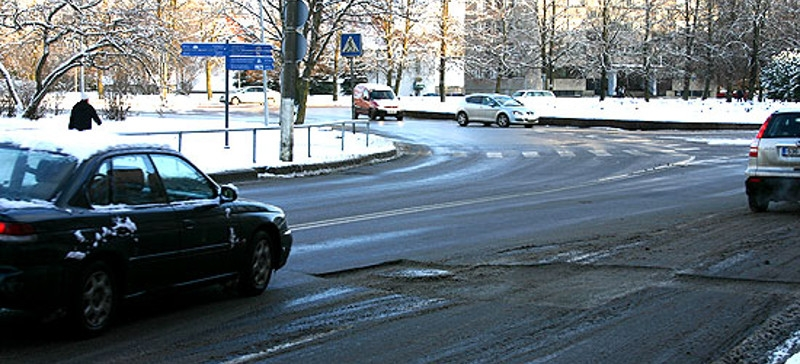 Нарва получит от государства почти миллион евро на ремонт дорог