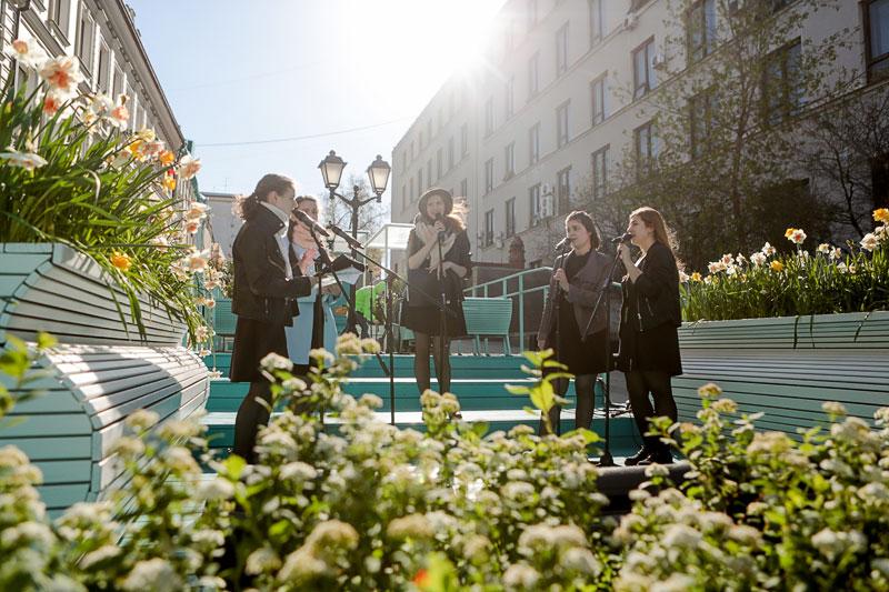 Приезжайте посмотреть на «Московскую весну»!