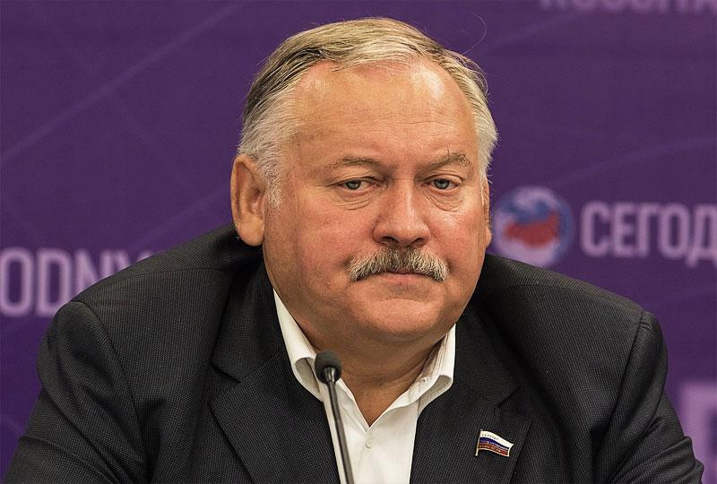 Власти Эстонии запретили въезд в страну депутату Госдумы Константину Затулину