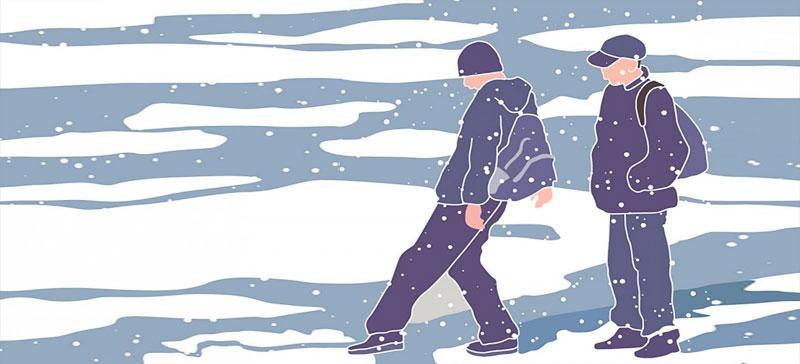 СПАСАТЕЛЬНЫЙ ДЕПАРТАМЕНТ: Лед становится тоньше, присмотрите за своими близкими во время праздников