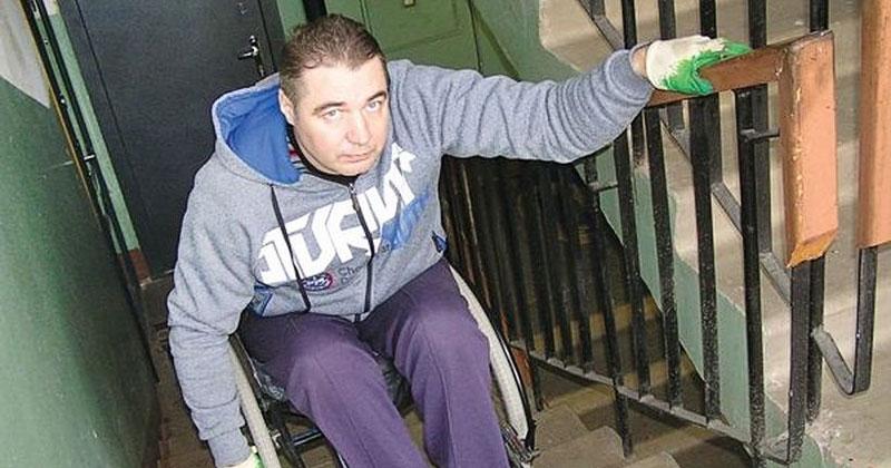 117 инвалидов в Нарве могут улучшить условия своего проживания