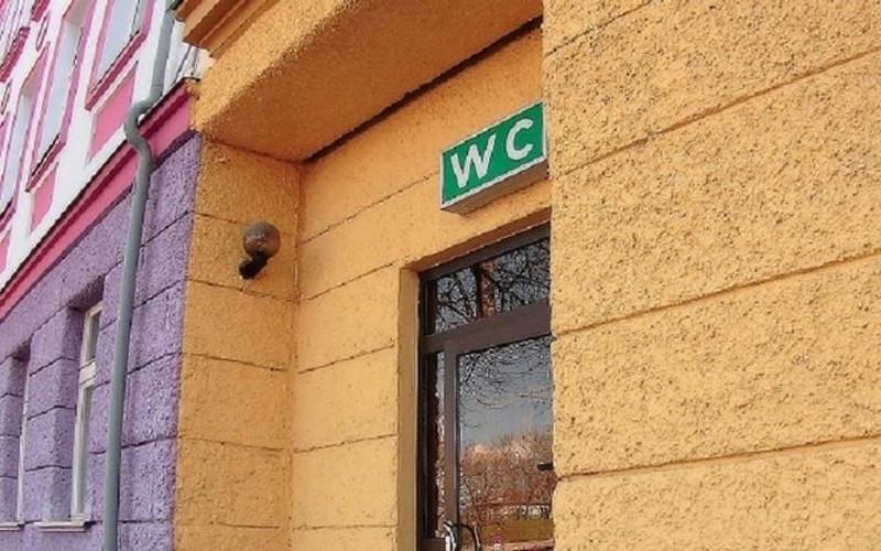 Нарва будет доплачивать за содержание туалета на Петровской