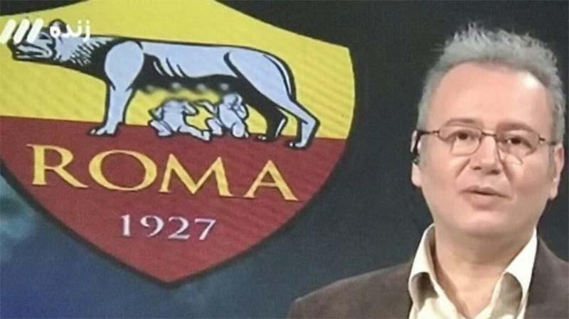 Канал замазал соски волчицы на эмблеме клуба Roma