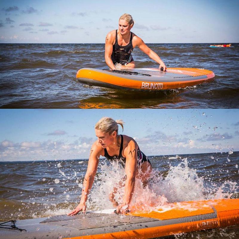 Анастасия Пшеничная представляет новый вид спорта – кроссфит