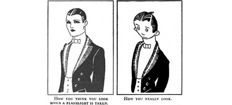 В сети обнаружили мем столетней давности