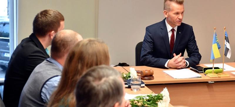 Вероятный кандидат на пост министра госуправления - Вейкко Лухалайд