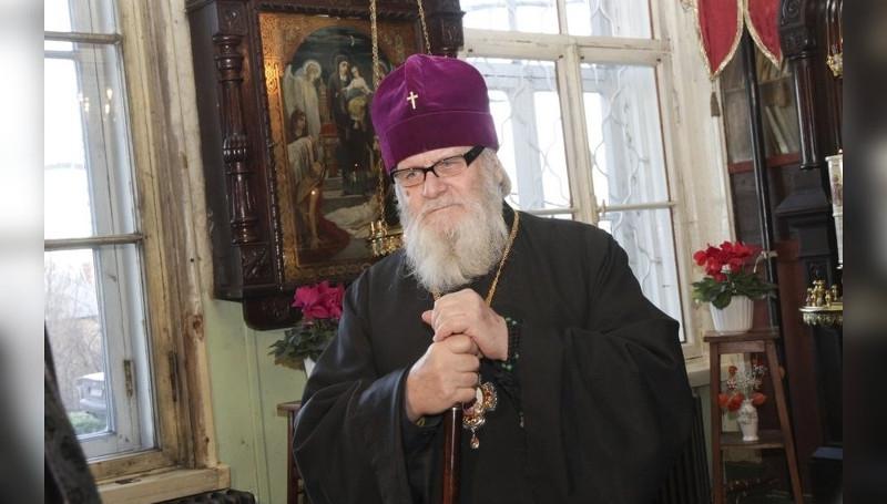 Скончался митрополит Таллиннский и всея Эстонии Корнилий