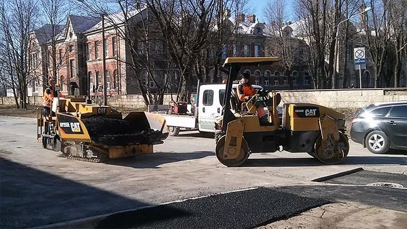 Начинается сезон ремонта дорог