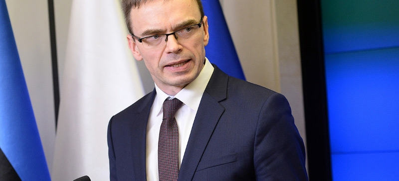Глава МИД Эстонии посоветовал говорить с Россией с позиции силы