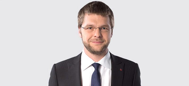 Евгений Осиновский приступил к работе на посту лидера парламентской фракции соцдемов