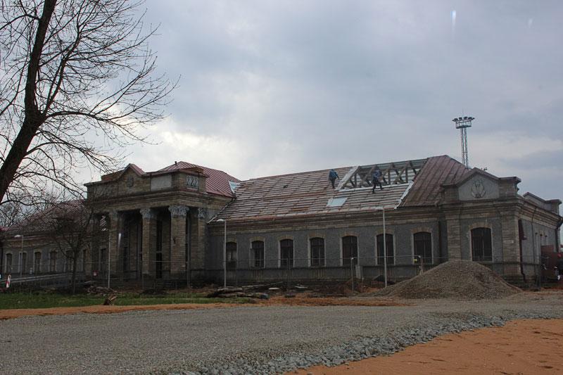Нарвский вокзал будет строиться и открываться поэтапно
