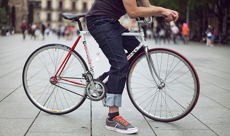 Чем для вас является велосипед на городской улице?