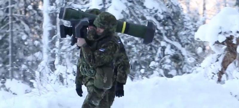 Расходы Эстонии на оборону в 2016 году составили 2,4 процента ВВП