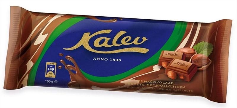 Любимым брендом эстоноземельцев оказался Kalev