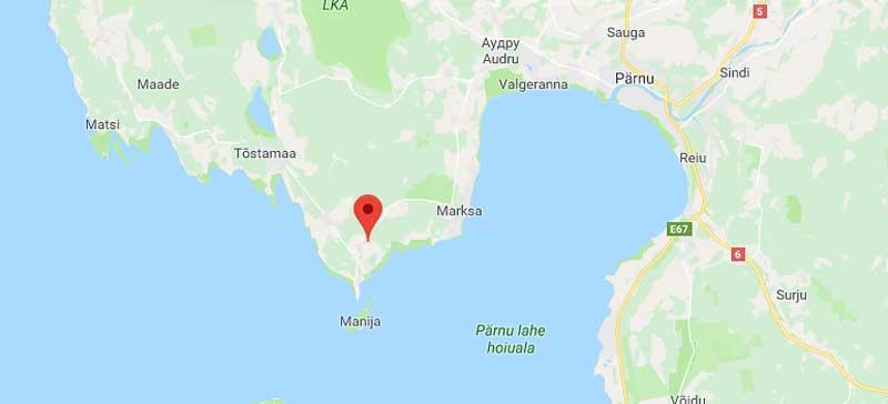 В Пярнумаа 84-женщина убила клюкой 87-летнюю знакомую