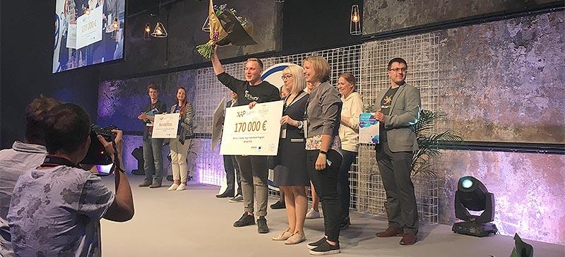 Бизнес-ангелы инвестируют 170 000 евро в стартап Fractory