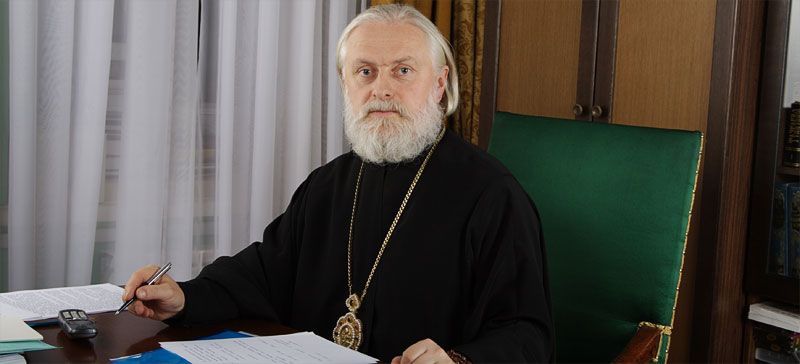 Архиепископ Верейский Евгений стал предстоятелем ЭПЦМП