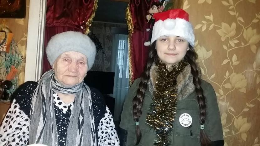 +Галерея. «Счастливое будущее» уже год появляется в квартирах нарвских ветеранов