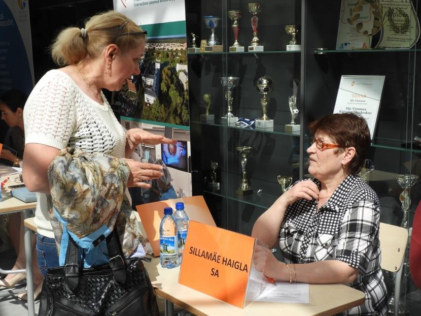 Заговорить по-эстонски поможет программа «Работай и учись!»