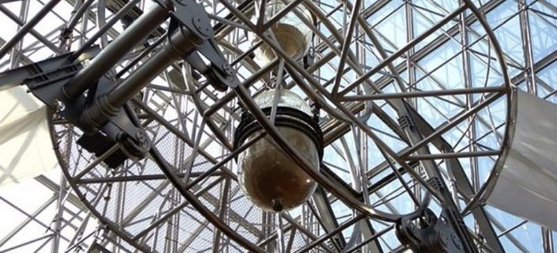 В Раквере хотят установить самые большие в мире песочные часы
