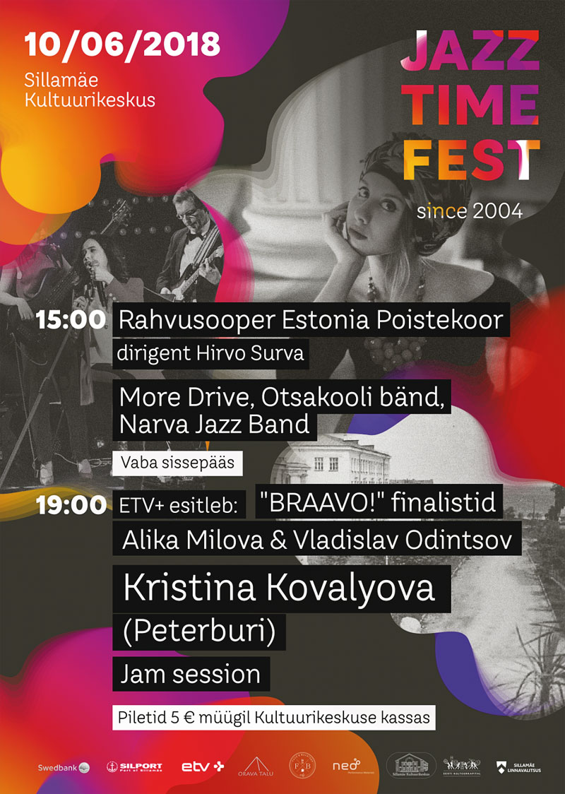 10 июня Силламяэ станет столицей джаза Эстонии